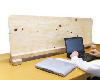 木製パーテーション「ソーシャルボード」リニューアル