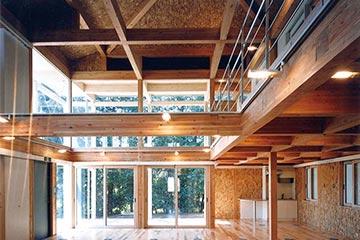 中・大規模木造建築の設計・施工