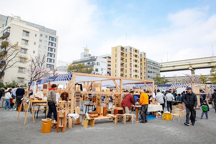The 深川 Wood Fes