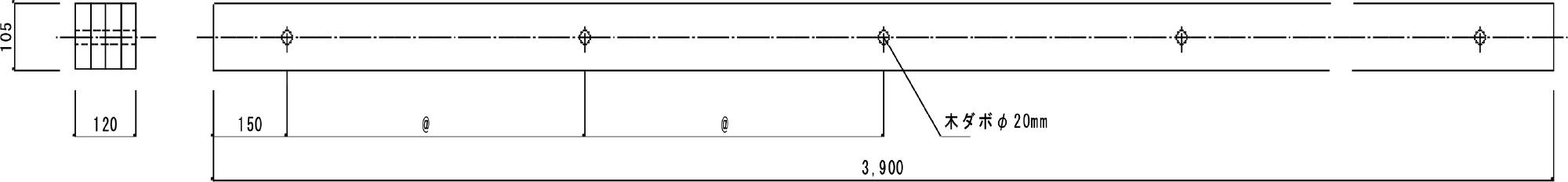 A1〜A3試験体姿図