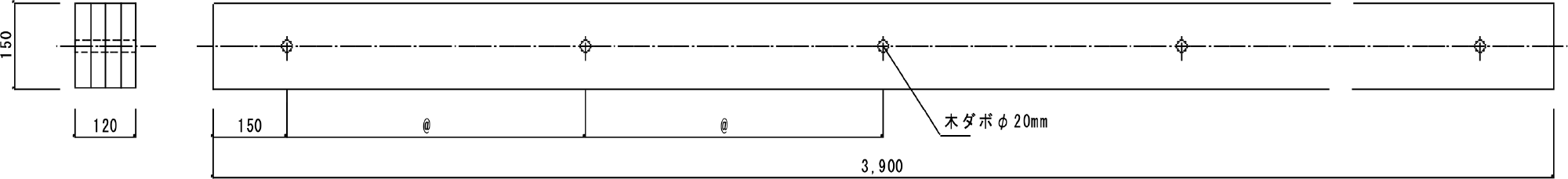 A4~A6試験体姿図