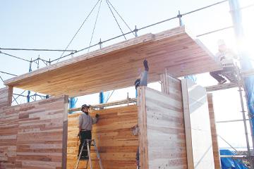 新たな木材活用への挑戦