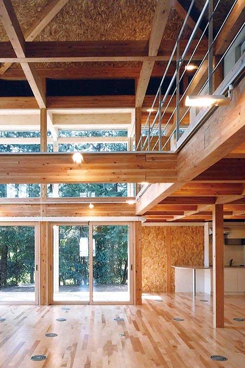 中・大規模木造建築